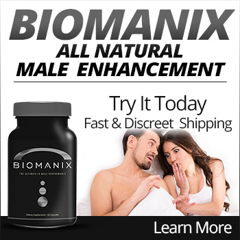 Biomanix Penis Pills