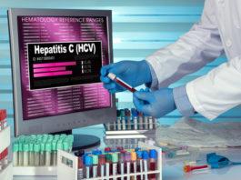 hepatitis C result