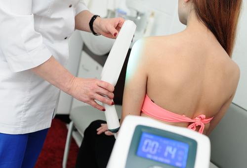 shoulder ray check up