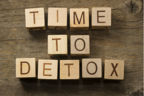 time to detox blocks