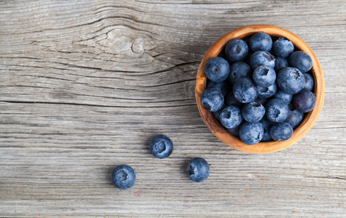 fresh blueberry pair it with Progentra