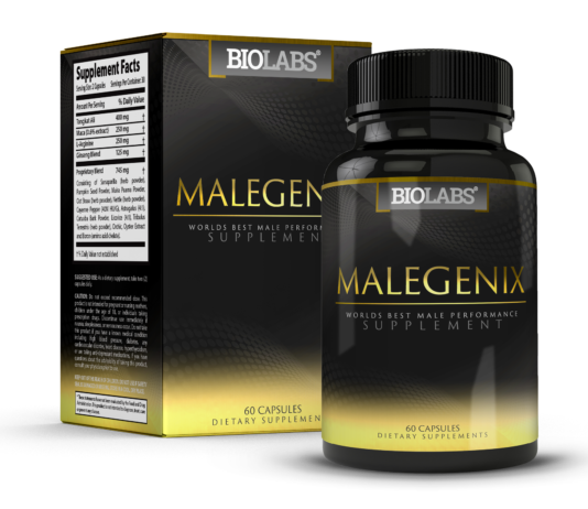 MaleGenix Box+Bottle