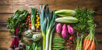 get healthier with vegetables for elemental diet and Progentra