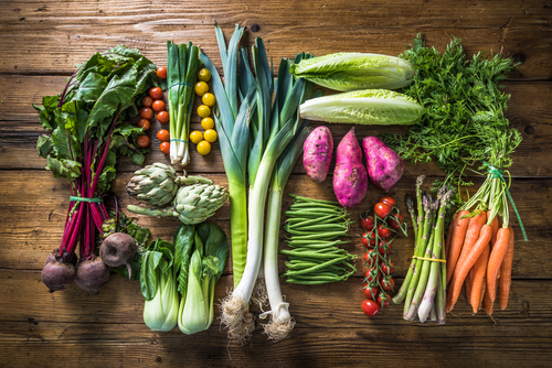 get healthier with vegetables for elemental diet
