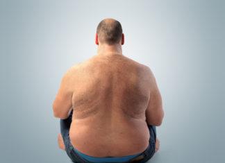 fat man sitting on floor should explore the Progentra benefits