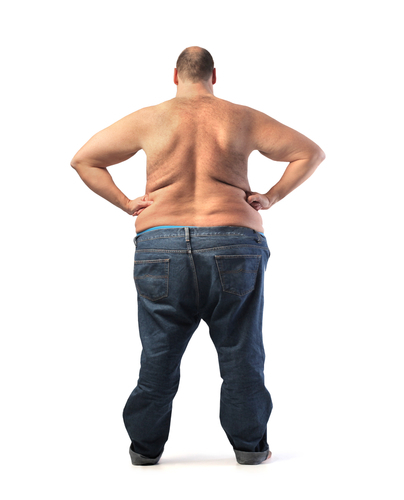 fat man with his back turned could use some Progentra