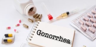 gonorrhea with medicines