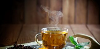 steaming cup of tea as natural as Progentra