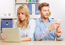 couple privately browsing social separately should learn about Progentra benefits