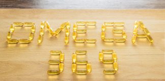 omega 3 6 9 supplement capsules