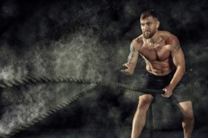 battle ropes crossfit